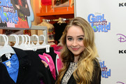 Girl Meets World's Sabrina Carpenter meets with fans at the Kohl's store in her hometown of Quakertown, Pennsylvania to celebrate Girl Meets World D-Signed collection, available only at Kohl's on September 13, 2014 in Quakertown, Pennsylvania.