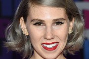 Zosia Mamet - Gray Hair Don't Care: 15 Celebrities with Silver Locks