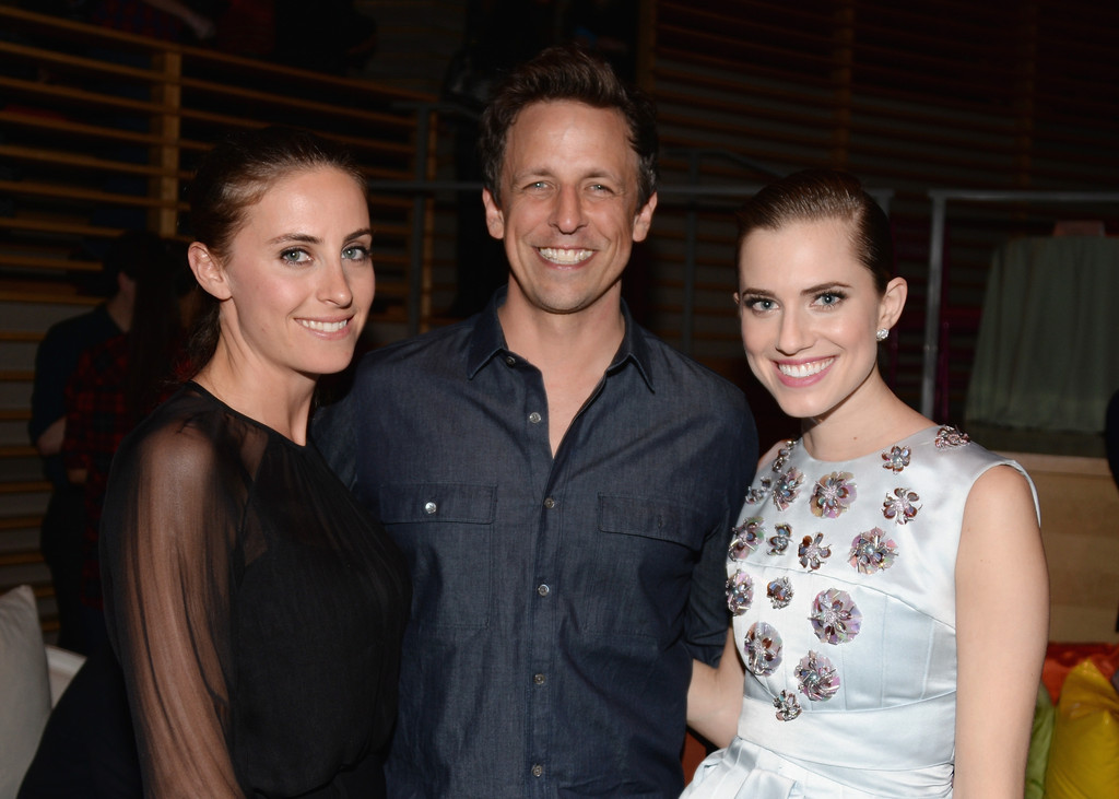 'Girls' Season 3 Afterparty in NYC