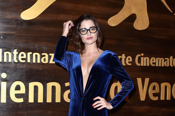 Giulia Elettra Gorietti Racer And The Jailbird (Le Fidele) Premiere - 74th Venice Film Festival