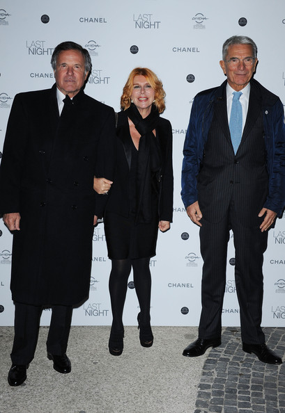 """Last Night"" Dinner Party: The 5th International Rome Film Festival"