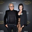 Giuseppe Zanotti Irving Penn Exhibition Private Viewing Hosted by Vogue - Paris Fashion Week Womenswear S/S 2018