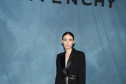 Rooney Mara attends the Givenchy show as part of the Paris Fashion Week Womenswear Spring/Summer 2019 on September 30, 2018 in Paris, France.