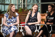 Glamour and Facebook Host Conversation With Cindi Leive, Chelsea Clinton, Lena Dunham, America Ferrera at the Democratic National Convention