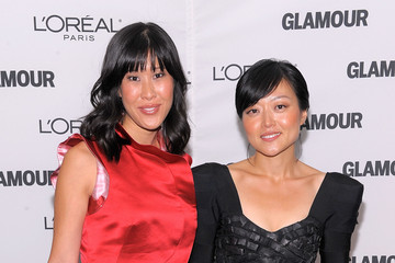 Euna Lee Glamour Magazine 2009 Women Of The Year Honors - Arrivals