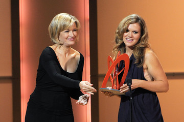 Katie Spotz Glamour Magazine Honors The 2010 Women Of The Year - Show