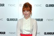 Alice Levine attends the Glamour Women Of The Year Awards at Berkeley Square Gardens on June 2, 2015 in London, England.