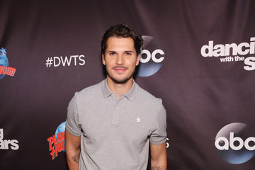 Gleb Savchenko 'Dancing With The Stars' Season 27 Cast Reveal Red Carpet At Planet Hollywood Times Square