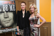 "Ashley Campbell and Kim Campbell attend the ""Glen Campbell...I'll Be Me"" New York Premiere at Crosby Street Hotel on October 22, 2014 in New York City."