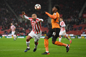 Glen Johnson Stoke City v Wolverhampton Wanderers - The Emirates FA Cup Third Round