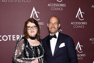Glenda Bailey Marc Metrick Accessories Council Hosts The 23rd Annual ACE Awards - Arrivals