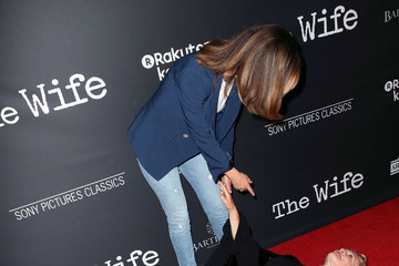 Glenn Close Rose Byrne Sony Pictures Classics' Los Angeles Premiere Of 'The Wife' - Arrivals