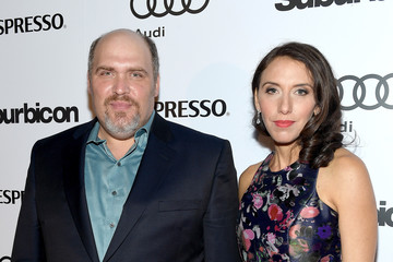 Glenn Fleshler 'Suburbicon' Premiere Party Hosted by Nespresso and Audi