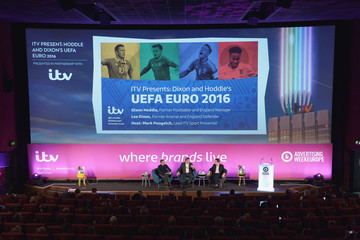 Glenn Hoddle Advertising Week Europe 2016 - Day 4