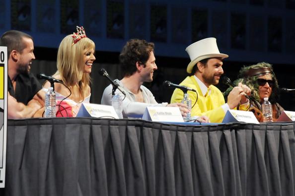 Comic-Con 2011: It's Always Sunny In Philadelphia Does A Lot With A Little, As Usual