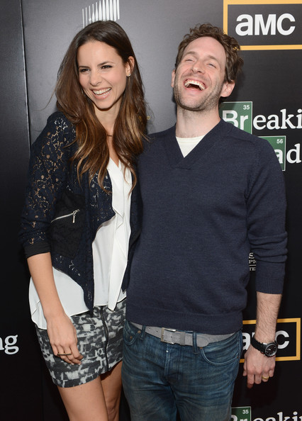 "Glenn Howerton Jill Latiano Photos - AMC's ""Breaking Bad ..."