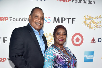 Glenn Marshall MPTF Celebrates 95th Anniversary With 'Hollywood's Night Under the Stars' - Red Carpet