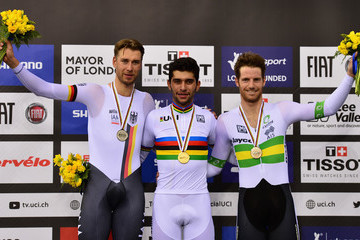 Glenn O'Shea UCI Track Cycling World Championships - Day Four