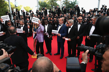 "Glenn Powell ""The Expendables 3"" Premiere - The 67th Annual Cannes Film Festival"