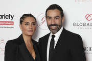 Robert Pires and Jessica LeMarie Photos Photo