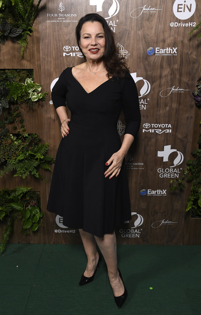 Fran Drescher - Fran Drescher Photos - Global Green 2019 Pre-Oscar ...