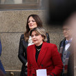 Gloria Allred Jury Deliberations Continue In Harvey Weinstein Rape And Assault Trial