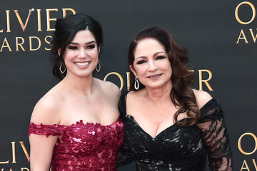 Gloria Estefan The Olivier Awards 2019 With MasterCard - Red Carpet Arrivals
