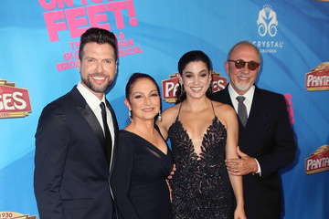 Gloria Estefan Celebration Of The Los Angeles Engagement Of 'On Your Feet!' The Emilio And Gloria Estefan Broadway Musical - Arrivals