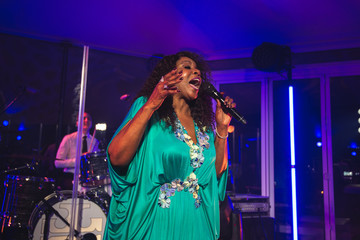 Gloria Gaynor Tory Burch Dinner and After Party