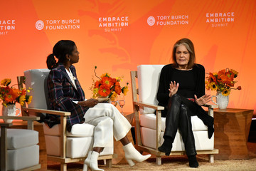 Gloria Steinem 2020 Embrace Ambition Summit | Tory Burch Foundation