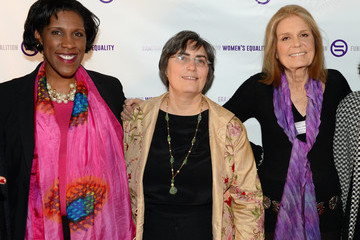 Gloria Steinem Teresa Younger A Night of Comedy with Jane Fonda: Fund for Women's Equality & the ERA Coalition