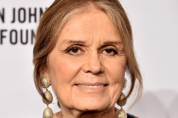 Gloria Steinem Elton John AIDS Foundation's 17th Annual An Enduring Vision Benefit - Social Content