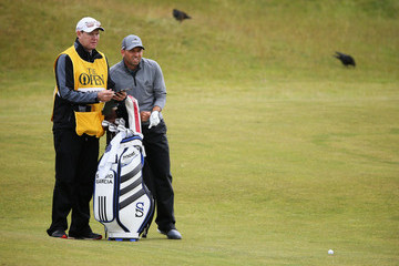 Glyn Murrey 144th Open Championship - Round Three