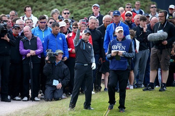 Glyn Murrey 144th Open Championship - Day One