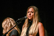 Singer Colbie Caillat of the band Gone West performs at Gramercy Theatre on April 09, 2019 in New York City.
