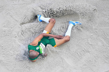 Godfrey Khotso Mokoena Athletics - Olympics: Day 10