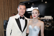 Dakota Fanning and Luke Evans Photos Photo