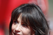 Actress Sophie Marceau attends the Golden Lion For Jean Paul Belmondo followed by the 'Le Voleur' Premiere during the 73rd Venice Film Festival at Sala Grande on September 8, 2016 in Venice, Italy.