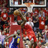 Clint Capela Photos - Clint Capela #15 of the Houston Rockets has his shot attempt blocked by Draymond Green #23 of the Golden State Warriors during Game Six of the Western Conference Semifinals of the 2019 NBA Playoffs at Toyota Center on May 10, 2019 in Houston, Texas. NOTE TO USER: User expressly acknowledges and agrees that, by downloading and or using this photograph, User is consenting to the terms and conditions of the Getty Images License Agreement. - Golden State Warriors v Houston Rockets - Game Six