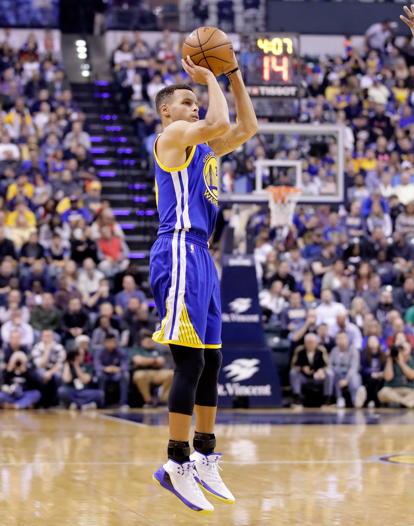 Golden State Warriors v Indiana Pacers - Zimbio