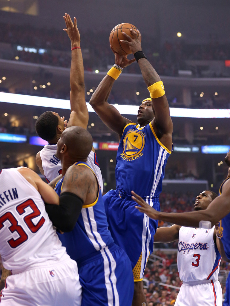Jermaine O Neal s s Golden State Warriors v Los