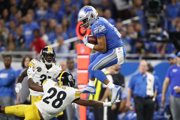Golden Tate Pittsburgh Steelers vDetroit Lions