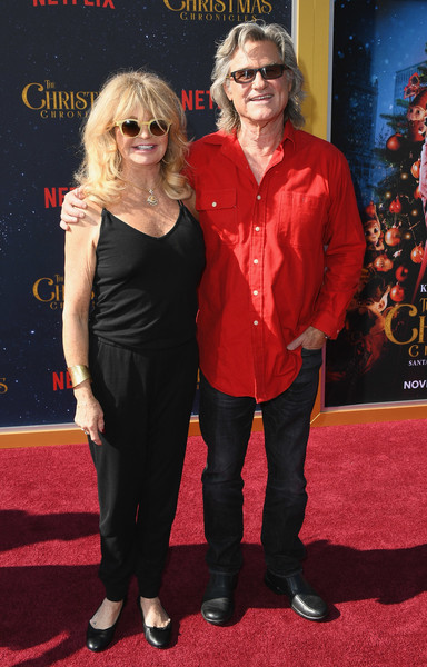 Christmas Chronicles.Goldie Hawn Photos Photos Premiere Of Netflix S The