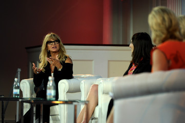 Goldie Hawn Forbes Women's Summit: The Entrepreneurship of Everything
