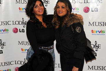 Golnesa Gharachedaghi The 10th Anniversary LG Music Lodge At Sundance With Elio Motors And Tervis - Day 2