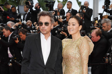 "Gong Li ""Pain And Glory (Dolor Y Gloria/ Douleur Et Glorie)"" Red Carpet - The 72nd Annual Cannes Film Festival"