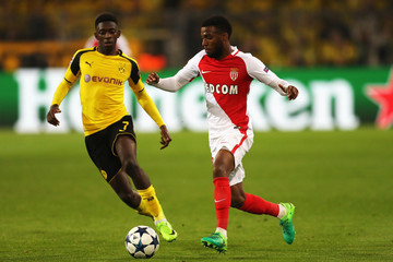 Gonzalo Castro Borussia Dortmund v AS Monaco - UEFA Champions League Quarter Final: First Leg