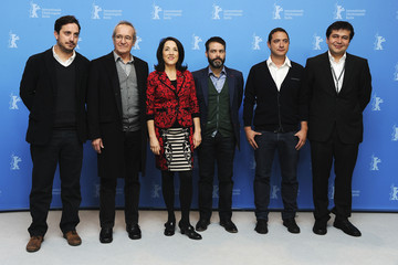 Gonzalo Maza 'Gloria' Photocall - 63rd Berlinale International Film Festival