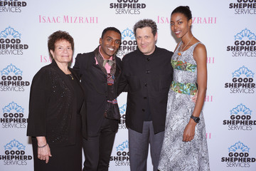 Maya Samuelsson Good Shepherd Services Spring Party Hosted By Isaac Mizrahi