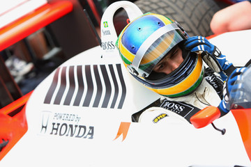Bruno Senna Goodwood Festival of Speed - Day Two